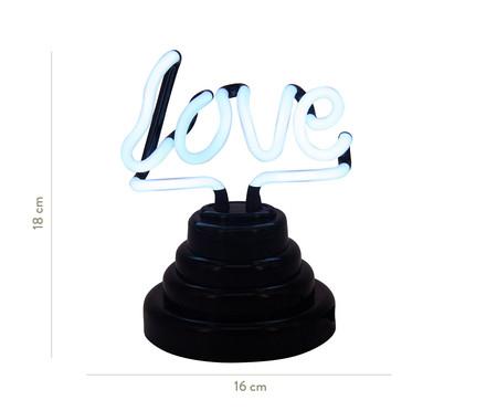 Luminária Decorativa em Led Love   WestwingNow