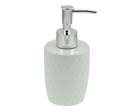 Jogo para Banheiro em Cerâmica Candice - Branco | WestwingNow