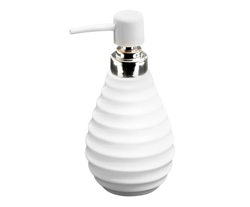Dispenser para Sabonete Líquido, Branco | WestwingNow