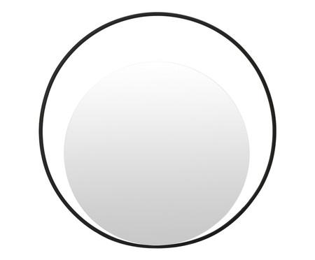 Espelho de Parede Redondo de Metal Gentire - Preto | WestwingNow