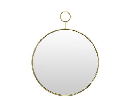 Espelho de Parede Milagro - Dourado | WestwingNow