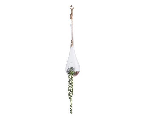 Terráreo sem Canopla Nest Clear I - 130X15cm, Cristal | WestwingNow