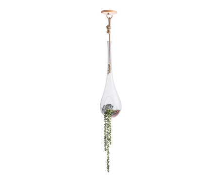 Terráreo Nest Clear Natural - 130X15cm | WestwingNow