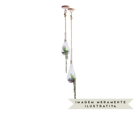 Terráreo Nest Clear Castanho I - 130X15cm | WestwingNow