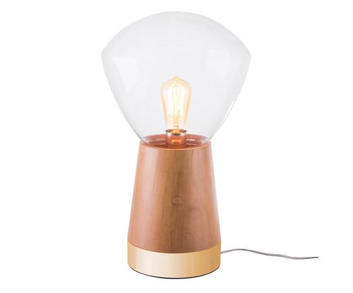 Luminária de Mesa Lampadari Tonk Castanho Bivolt - 55X29cm, Castanho | WestwingNow