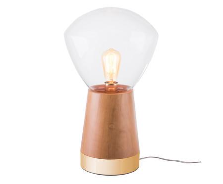Luminária de Mesa Lampadari Tonk Castanho Bivolt - 55X29cm | WestwingNow