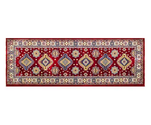 Passadeira Turca Kasakh Mira, Vermelho | WestwingNow