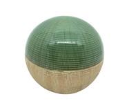 Esfera Decorativa em Cerâmica Lopez - 10cm | WestwingNow