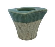 Porta-Vela em Cerâmica Lopez - 7,8X7X8,2cm | WestwingNow