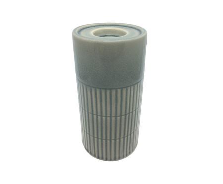 Porta-Vela em Cerâmica Perez - 20X10,1cm | WestwingNow