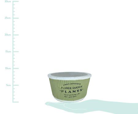 Cachepot Pottery Verde - 14,5cm | WestwingNow