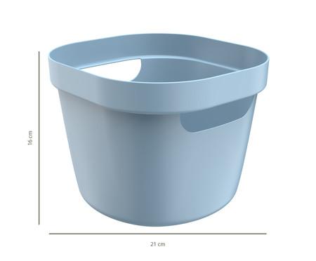 Cesto Organizador Elisa Azul Claro - 4L | WestwingNow