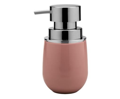 Dispenser para Sabonete Líquido Dakota Rosa Claro - 400ml, Rosa   WestwingNow