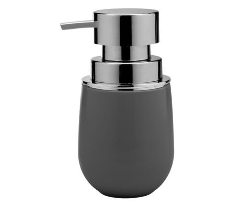 Dispenser para Sabonete Líquido Dakota Cinza - 400ml, Cinza | WestwingNow