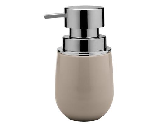 Dispenser para Sabonete Líquido Dakota Bege - 400ml, Bege | WestwingNow