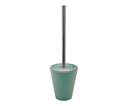 Suporte para Escova Sanitária Aguiar Verde - 37x12cm | WestwingNow