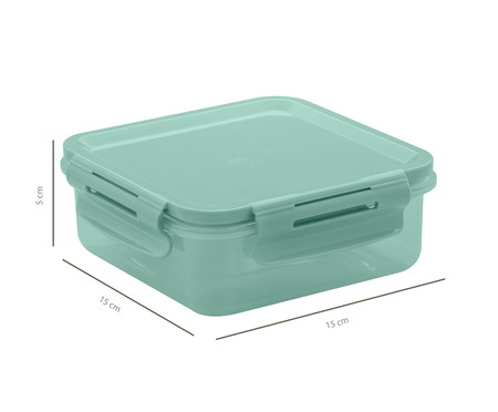 Pote Multiuso Isaac Verde - 500 ml | WestwingNow