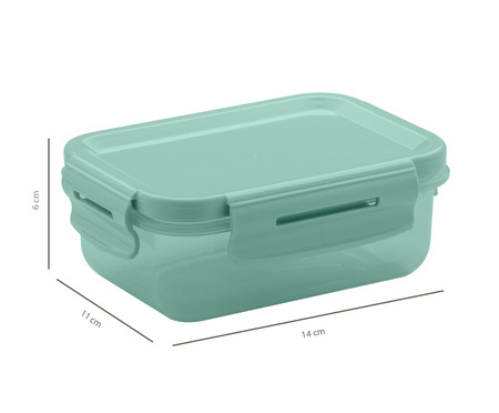 Pote Multiuso Isaac Verde - 380ml | WestwingNow