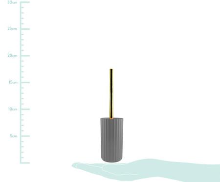 Escova Sanitária Ligia Cinza - 9,2cm | WestwingNow