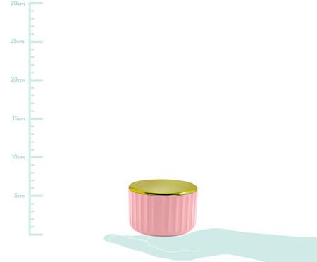 Porta-Algodão Ligia Rosa - 9,9cm | WestwingNow