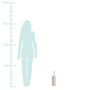 Escova Sanitária Miro Bege - 10,5cm | WestwingNow