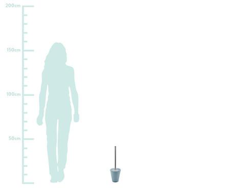 Escova Sanitária Aguiar Azul - 12cm | WestwingNow