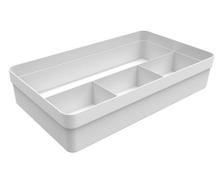 Caixa Organizadora Zila - Branco | WestwingNow