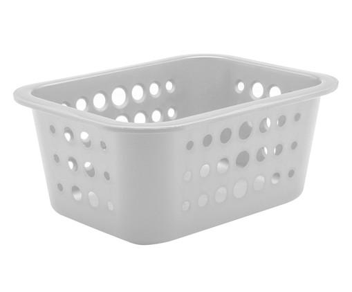 Caixa Organizadora Luiza - Branca 1,3L, Branco | WestwingNow