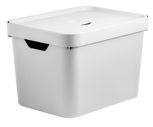 Caixa Organizadora Helena - Branca 18L, Branco | WestwingNow