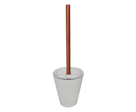 Suporte para Escova Sanitária Aguiar Branco - 37X12cm | WestwingNow