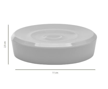 Jogo para Banheiro Osaka Branco - 04 Peças | WestwingNow