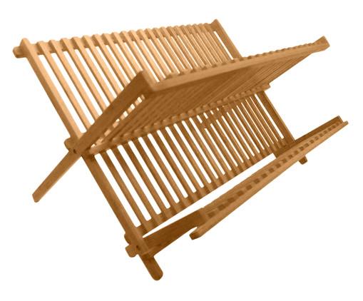 Escorredor de Pratos em Bambu Max, bege   WestwingNow
