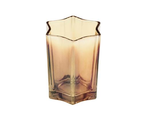 Vaso de Vidro Daniela -  Âmbar, Âmbar | WestwingNow
