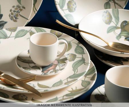 Jogo de Xícaras para Café em Cerâmica Coup La Vie - Off White   WestwingNow