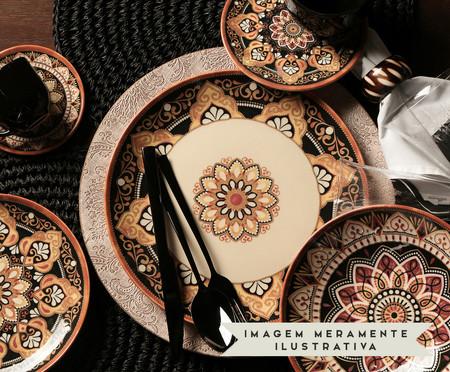 Jogo de Xícaras para Chá  Coup Damasco - 06 Pessoas | WestwingNow