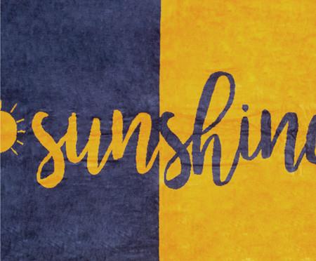 Toalha de Praia com Franja Sunshine | WestwingNow