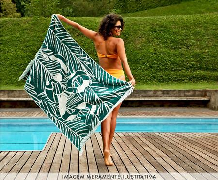 Toalha de Praia com Franja Araboia | WestwingNow
