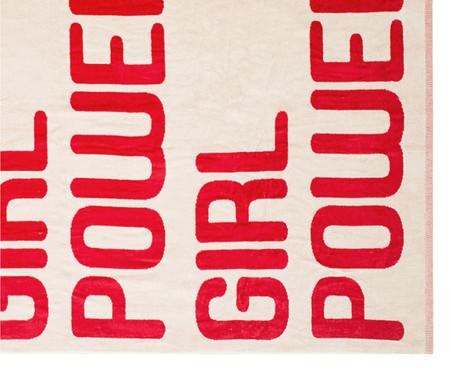 Toalha de Praia Girl Power | WestwingNow