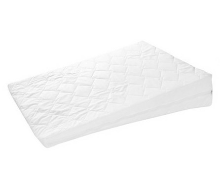 Travesseiro Anti Refluxo com Capa Impermável Lina - Branco | WestwingNow