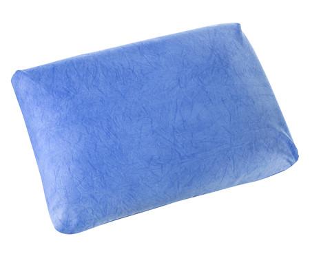 Travesseiro Nasa Híbrido Leon Frostygel - Azul | WestwingNow
