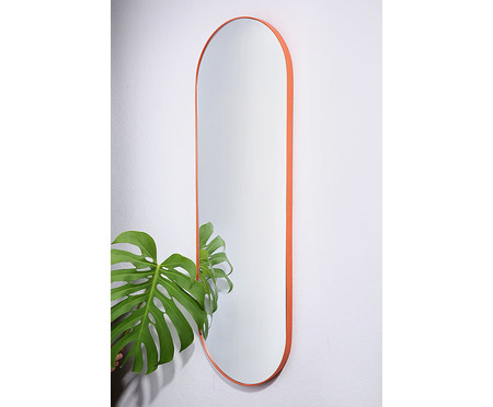 Espelho de Parede Lívia - Laranja | WestwingNow