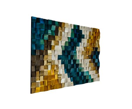 Quadro de Madeira 3D - Yabah | WestwingNow