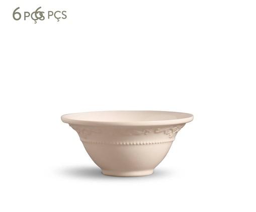 Jogo de Bowls Acanthus - Cru, Bege | WestwingNow