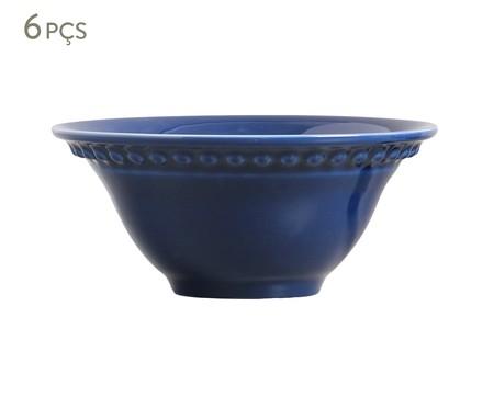 Jogo de Bowls Atenas - Azul Navy   WestwingNow