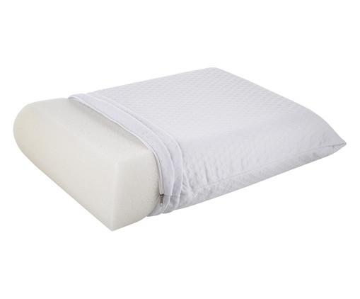 Travesseiro Flavos de Mel Silicomfort, Branco | WestwingNow