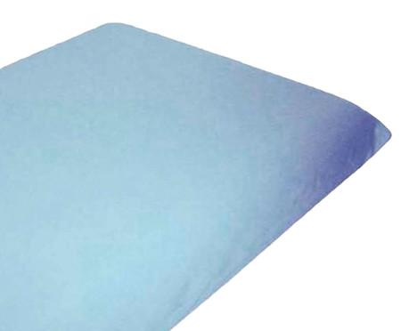 Travesseiro Viscoelástico Nasa Frostygel - Azul | WestwingNow