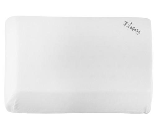 Travesseiro de Látex Lavável Anne - Branco, Branco | WestwingNow