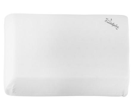 Travesseiro de Látex Lavável Anne - Branco | WestwingNow