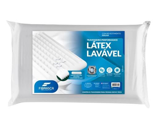 Travesseiro Lavável Plus - Branco, Branco | WestwingNow