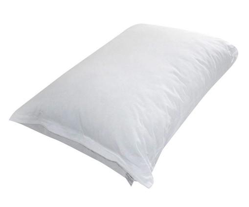 Travesseiro Ric Plumas Sintéticas Siliconadas, Branco | WestwingNow